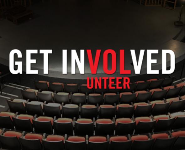 Volunteer to help the Roxy Regional Theatre