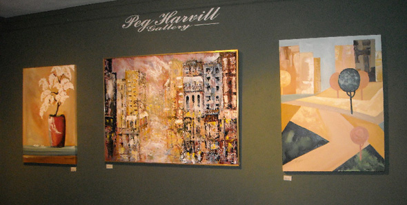 Peg Harvill Gallery