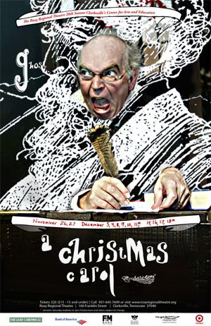 A Christmas Carol poster