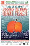 James and the Giant Peach Sponsorship Opportunities
