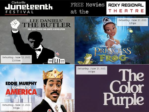 Juneteenth Movies