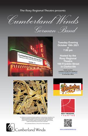Cumberland Winds German Band