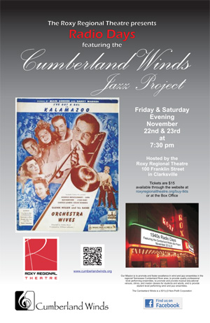 The Jazz Project 1940s Radio Days