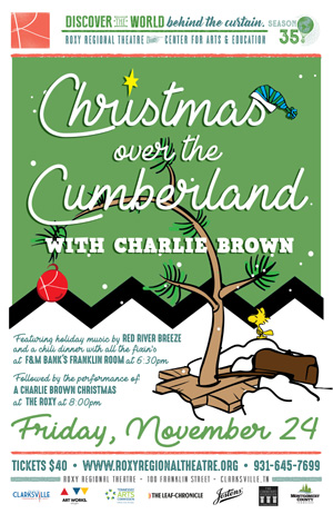Christmas Over The Cumberland