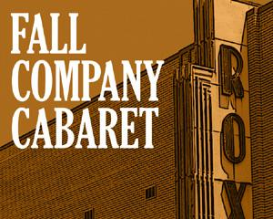 Fall Company Cabaret