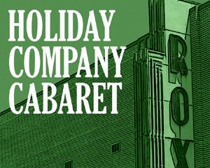 Holiday Company Cabaret