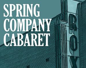 Spring Company Cabaret