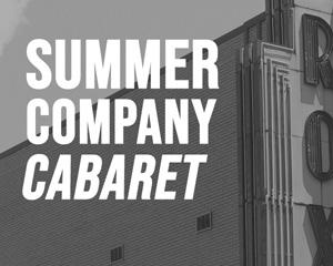 Summer Company Cabaret