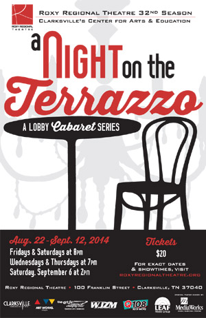 A Night on the Terrazzo