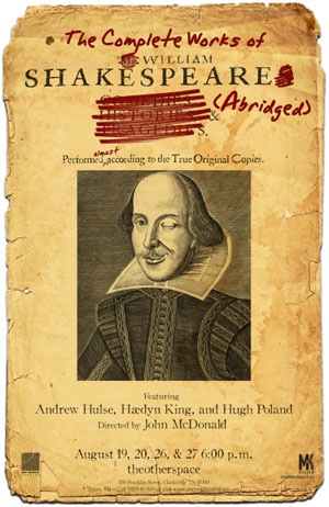Shakespeare Abridged