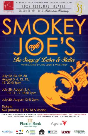 Smokey Joes Cafe