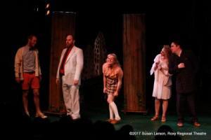 A Midsummer Nights Dream: The Musical