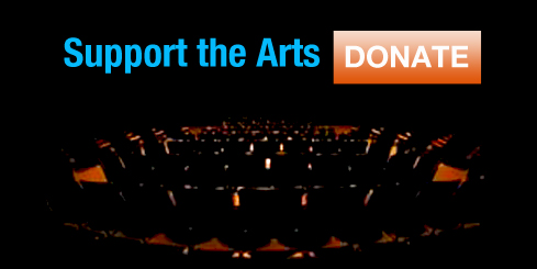 Support the Arts: DONATE